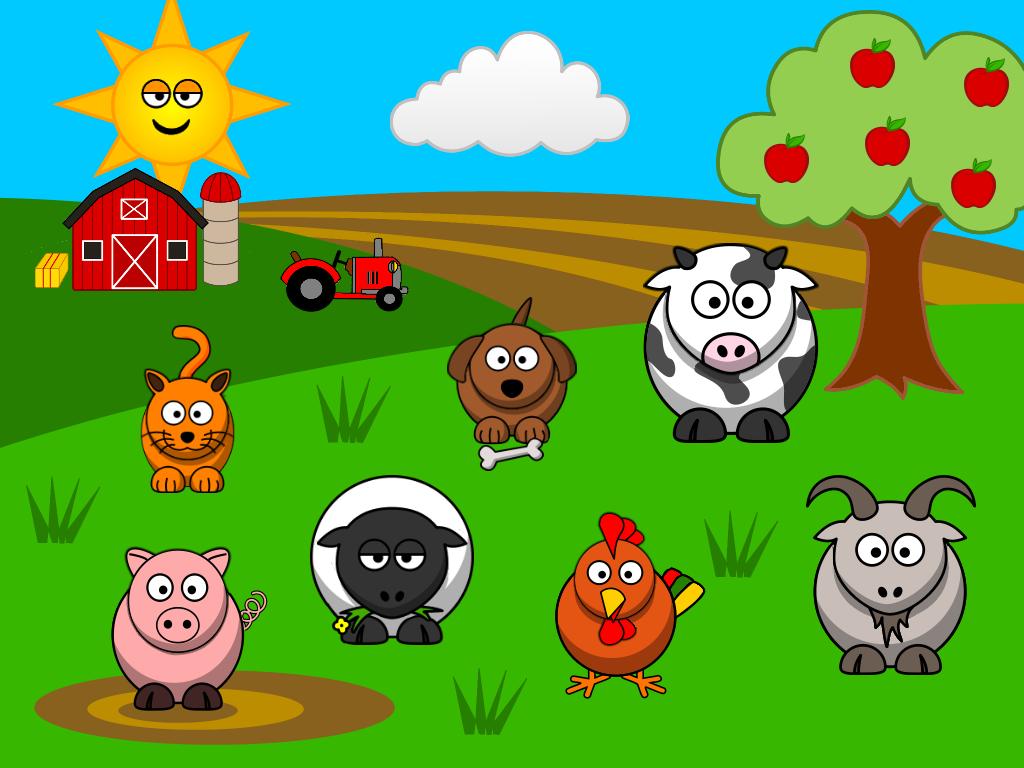 Free farm animal clipart for teachers - photo#50